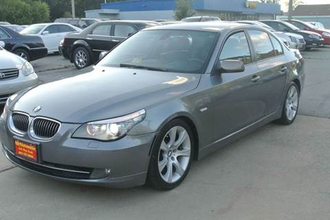 2008 BMW 5 Series for sale in North Chesterfield, VA
