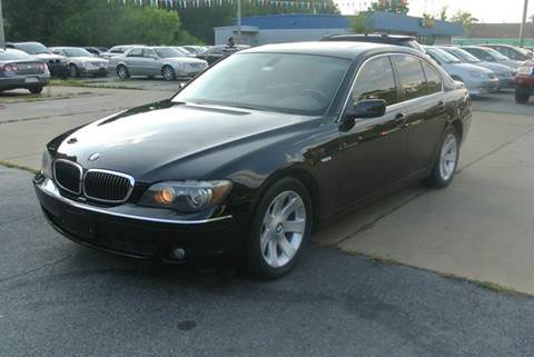 2007 BMW 7 Series for sale in North Chesterfield, VA