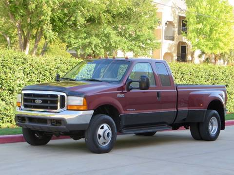 1999 Ford F-350 Super Duty for sale at RBP Automotive Inc. in Houston TX