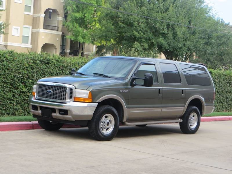2000 Ford Excursion Limited In Houston, TX