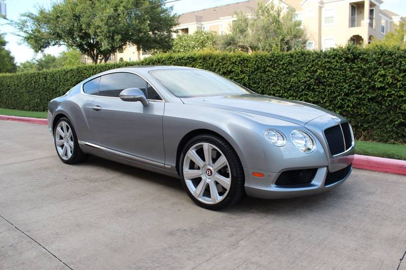 2013 Bentley Continental Gt V8 In Houston Tx Rbp Automotive Inc