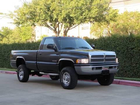 1998 Dodge Ram Pickup 2500 for sale in Houston, TX