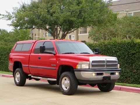 2000 Dodge Ram Pickup 2500 for sale in Houston, TX