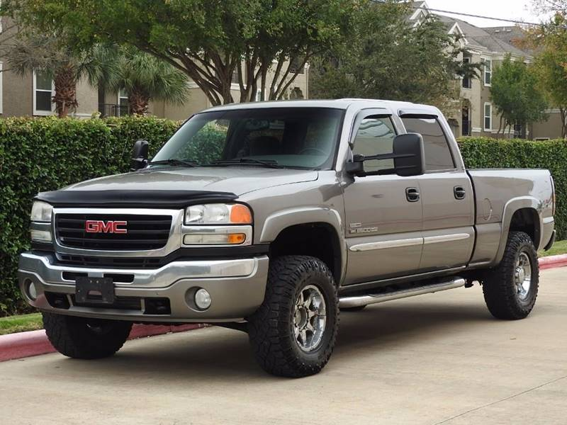 2007 gmc sierra 2500hd classic sle2 in houston tx rbp automotive inc. Black Bedroom Furniture Sets. Home Design Ideas