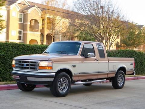 1995 Ford F-150 for sale at RBP Automotive Inc. in Houston TX