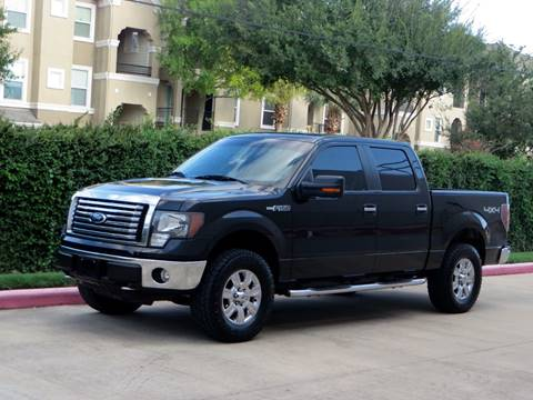 2010 Ford F-150 for sale at RBP Automotive Inc. in Houston TX