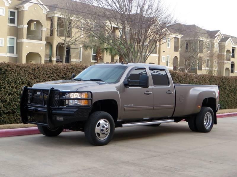 2012 Chevrolet Silverado 3500HD for sale at RBP Automotive Inc. in Houston TX