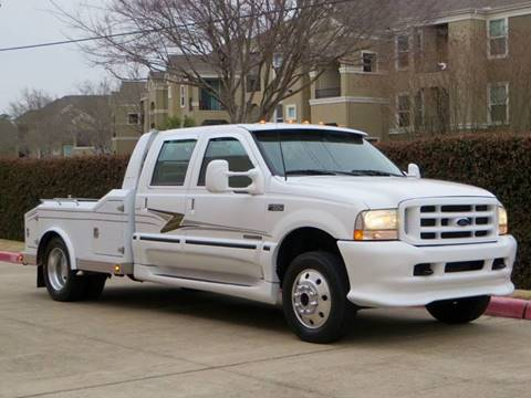 2002 Ford F-550 for sale at RBP Automotive Inc. in Houston TX