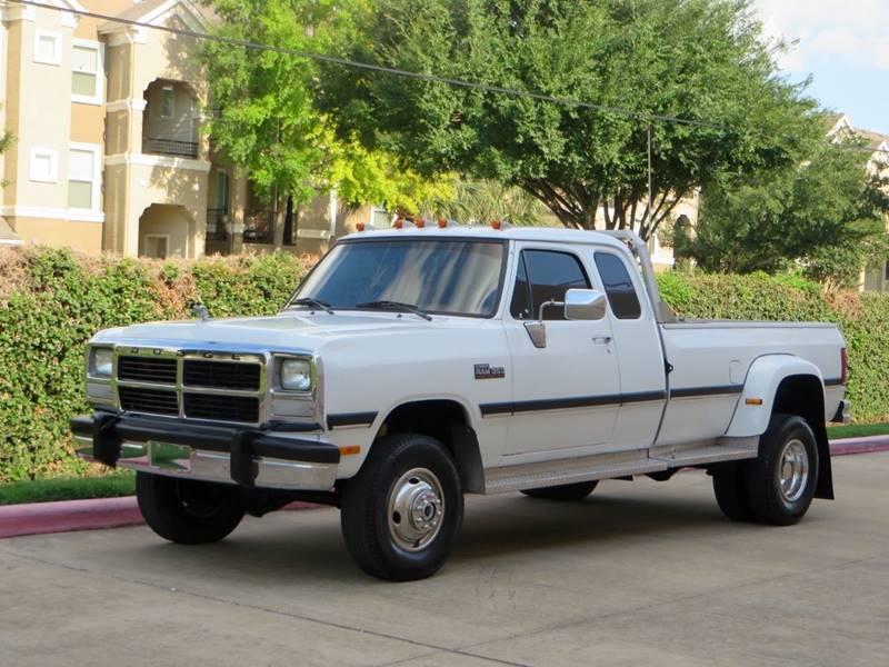 1993 Dodge RAM 350 for sale at RBP Automotive Inc. in Houston TX