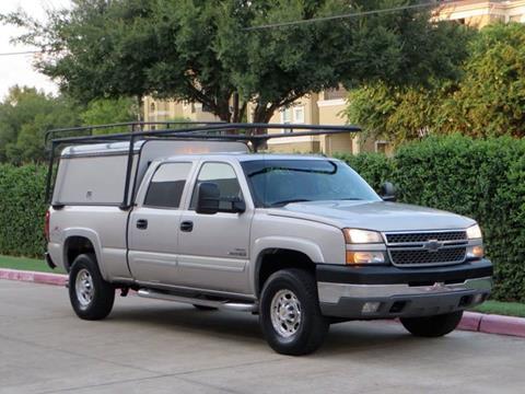 Chevrolet Silverado 2500hd For Sale In Houston Tx Rbp Automotive Inc