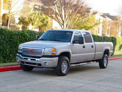 2005 GMC Sierra 3500 for sale at RBP Automotive Inc. in Houston TX
