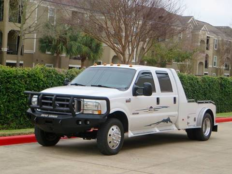 2003 Ford F-450 Super Duty for sale at RBP Automotive Inc. in Houston TX
