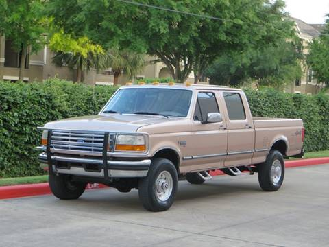 1996 ford f-250 xlt mpg