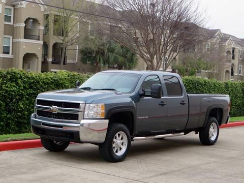 2007 Chevrolet Silverado 2500HD for sale at RBP Automotive Inc. in Houston TX