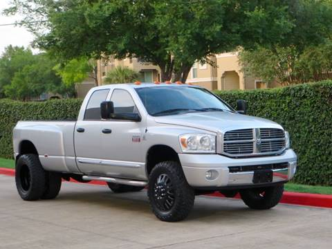 2008 Dodge Ram Pickup 3500 for sale at RBP Automotive Inc. in Houston TX