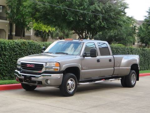 2007 GMC Sierra 3500 Classic for sale at RBP Automotive Inc. in Houston TX