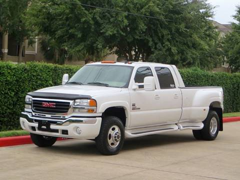 2007 GMC Sierra 3500 Classic for sale in Houston, TX