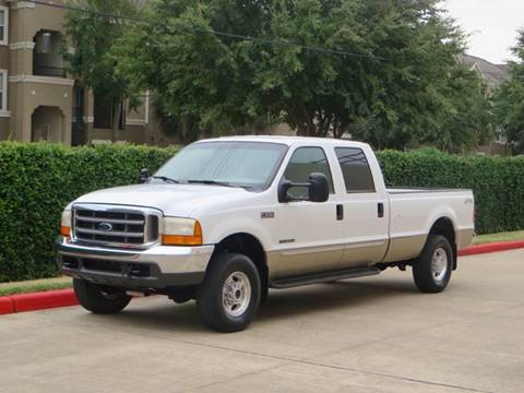 2000 Ford F-250 Super Duty for sale at RBP Automotive Inc. in Houston TX