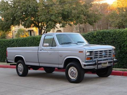 1985 Ford F-250 for sale in Houston, TX