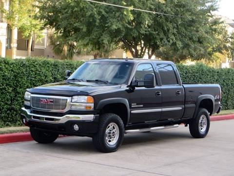 2007 GMC Sierra 2500HD Classic for sale in Houston, TX