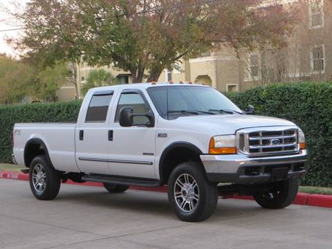 2000 Ford F-350 Super Duty for sale at RBP Automotive Inc. in Houston TX