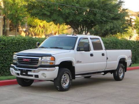 2006 GMC Sierra 3500 for sale at RBP Automotive Inc. in Houston TX