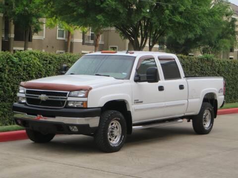 2007 Chevrolet Silverado 2500HD Classic for sale at RBP Automotive Inc. in Houston TX
