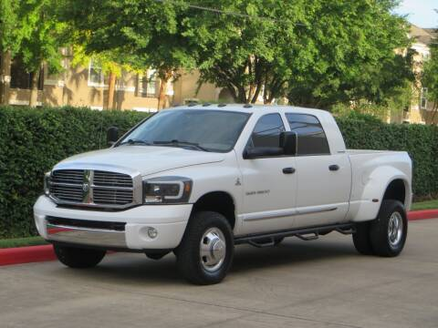 2006 Dodge Ram Pickup 3500 for sale at RBP Automotive Inc. in Houston TX