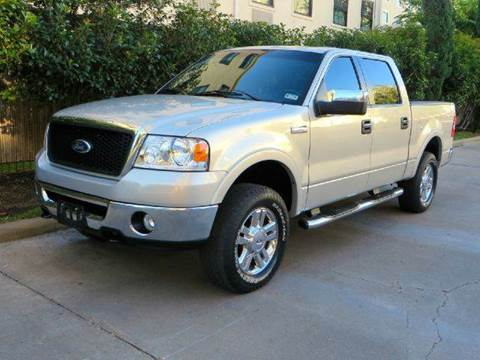 2006 Ford F-150 for sale at RBP Automotive Inc. in Houston TX