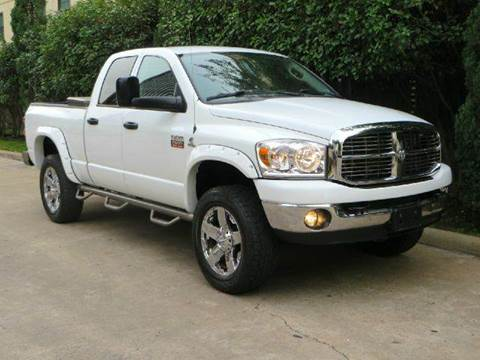 2008 Dodge Ram Pickup 2500 for sale at RBP Automotive Inc. in Houston TX
