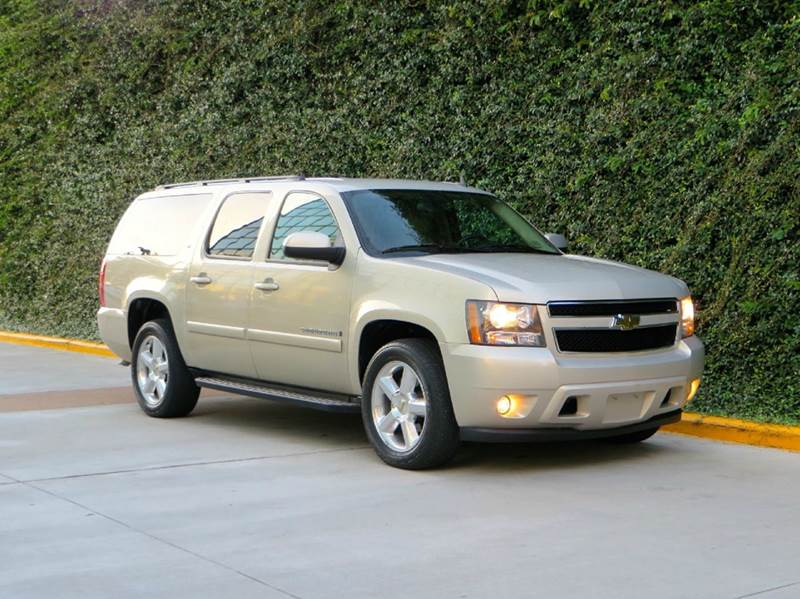 2008 Chevrolet Suburban for sale at RBP Automotive Inc. in Houston TX