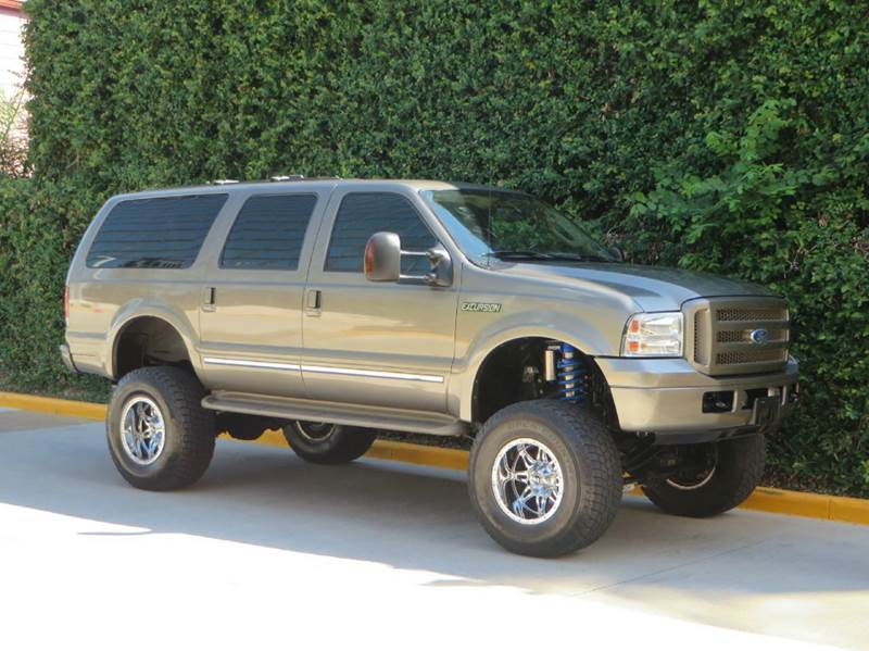 Ford Excursion For Sale At Rbp Automotive Inc In Houston Tx