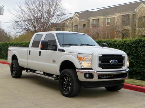 2011 Ford F-350 Super Duty for sale at RBP Automotive Inc. in Houston TX