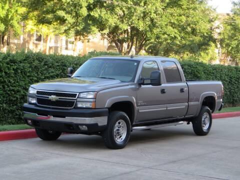 2006 Chevrolet Silverado 2500HD for sale at RBP Automotive Inc. in Houston TX
