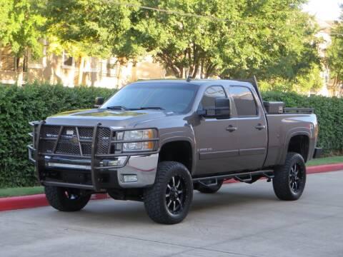 2008 Chevrolet Silverado 2500HD for sale at RBP Automotive Inc. in Houston TX