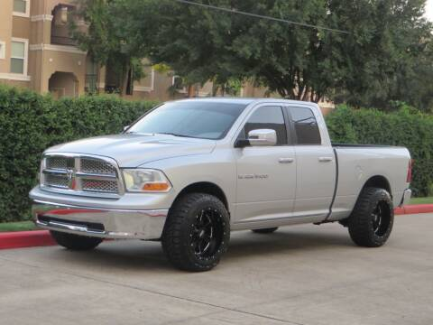 2012 RAM Ram Pickup 1500 for sale at RBP Automotive Inc. in Houston TX