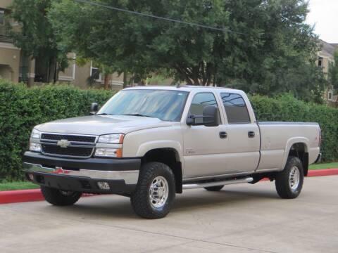 2007 Chevrolet Silverado 3500 Classic for sale at RBP Automotive Inc. in Houston TX
