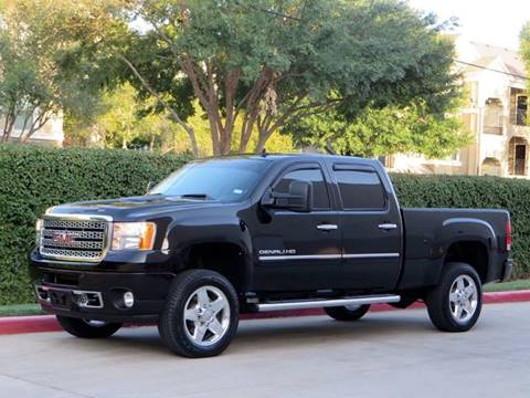 2011 GMC Sierra 2500HD for sale at RBP Automotive Inc. in Houston TX