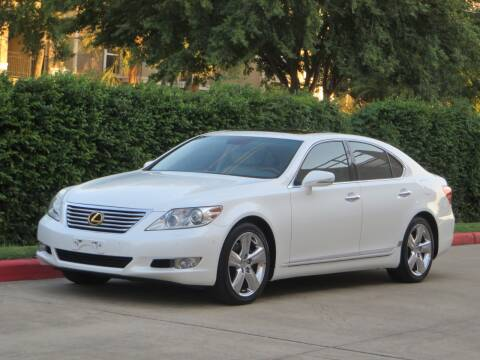 2011 Lexus LS 460 for sale at RBP Automotive Inc. in Houston TX