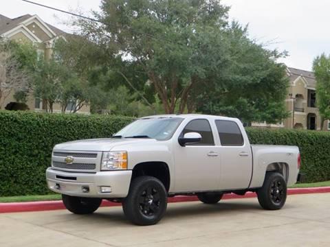 2011 Chevrolet Silverado 1500 for sale at RBP Automotive Inc. in Houston TX