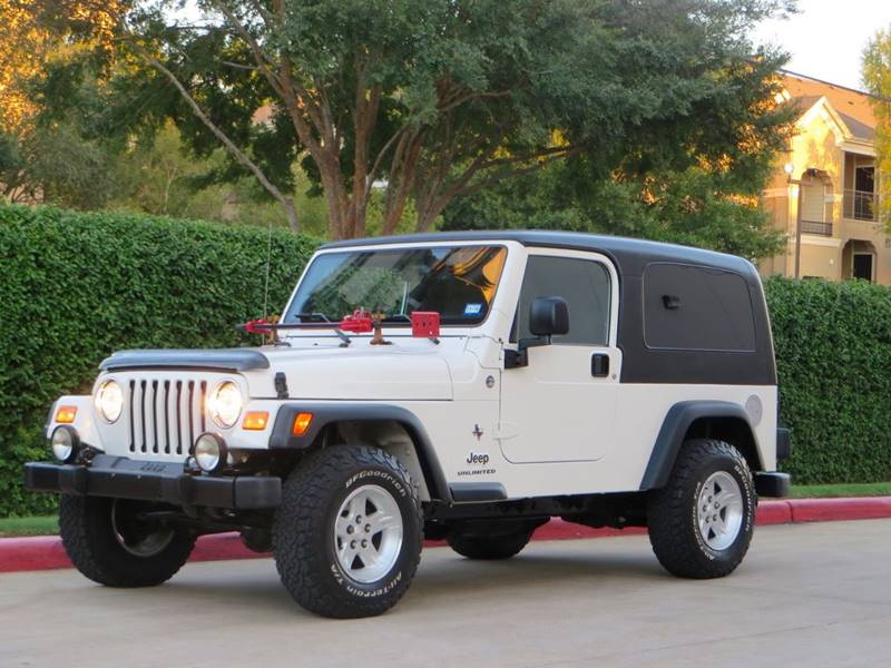 2006 Jeep Wrangler for sale at RBP Automotive Inc. in Houston TX