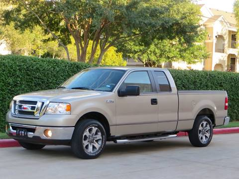 2008 Ford F-150 for sale at RBP Automotive Inc. in Houston TX