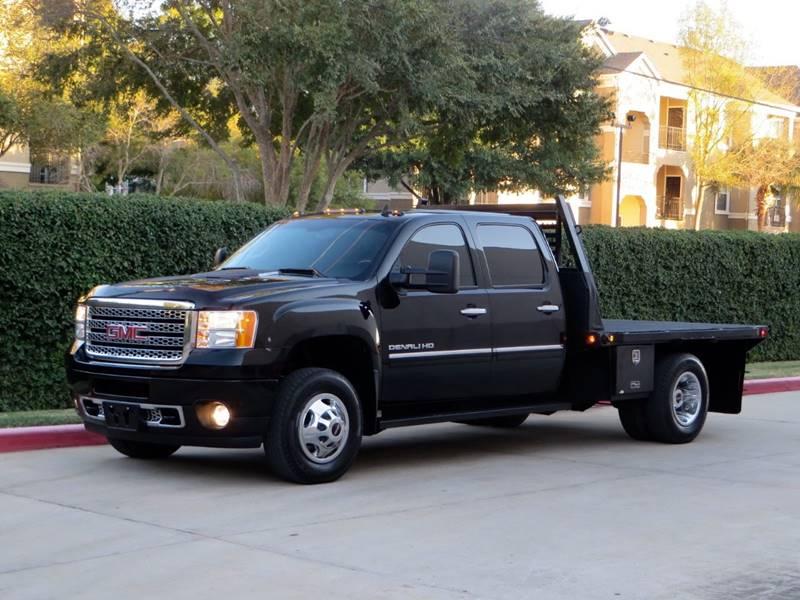 2011 GMC Sierra 3500HD for sale at RBP Automotive Inc. in Houston TX