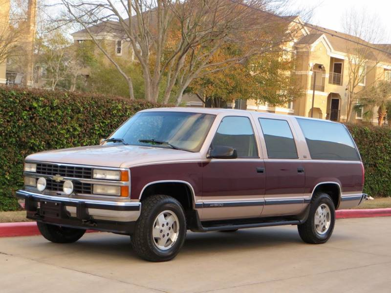 1993 Chevrolet Suburban for sale at RBP Automotive Inc. in Houston TX