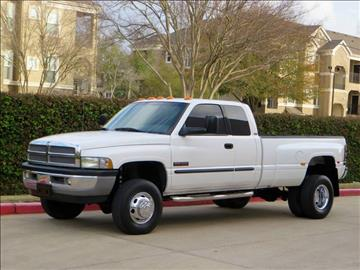 2002 Dodge Ram Pickup 3500 for sale at RBP Automotive Inc. in Houston TX