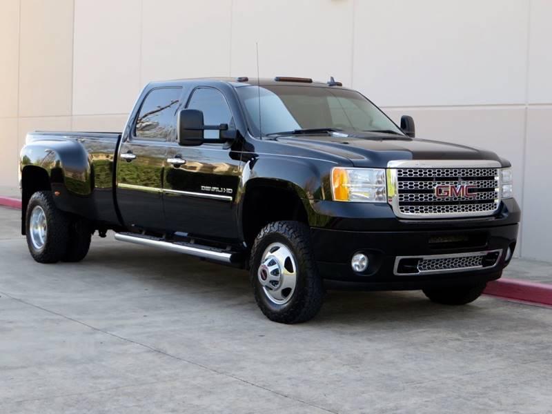 2013 GMC Sierra 3500HD for sale at RBP Automotive Inc. in Houston TX