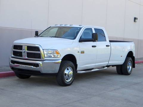 2012 RAM Ram Pickup 3500 for sale at RBP Automotive Inc. in Houston TX
