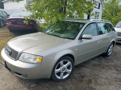 2003 Audi A6 for sale in Livermore, ME