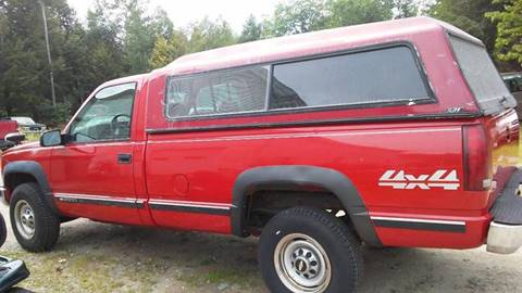 2000 Chevrolet C/K 2500 Series for sale in Livermore, ME