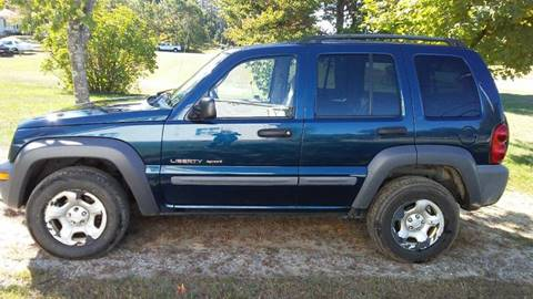 2002 Jeep Liberty for sale in Livermore, ME